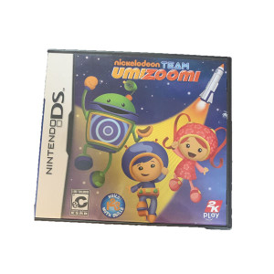 Team Umizoomi Video Game for Nintendo DS