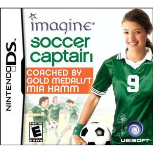 Imagine Soccer Captain Video Game for Nintendo DS