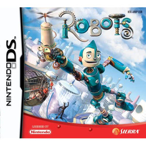 Robots Video Game for Nintendo DS