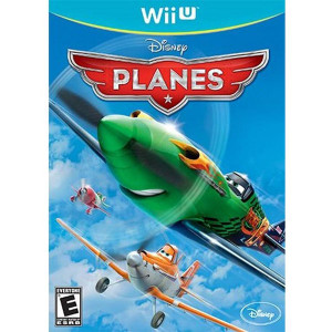 Planes Video Game for Nintendo Wii U