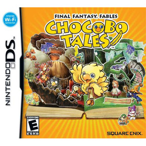 Final Fantasy Fables Chocobo Tales Video Game for Nintendo DS