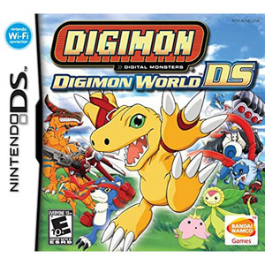 Digimon World DS Video Game for Nintendo DS