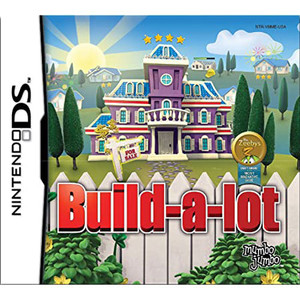 Build-A-Lot Video Game for Nintendo DS