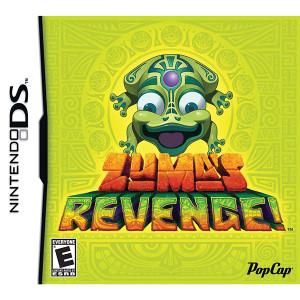 Zuma's Revenge Video Game for Nintendo DS