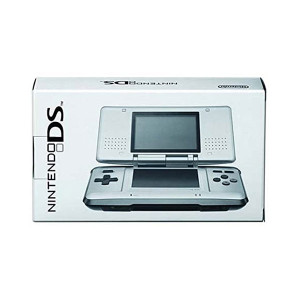 Complete Nintendo DS Silver