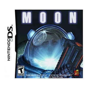 Moon Video Game for Nintendo DS