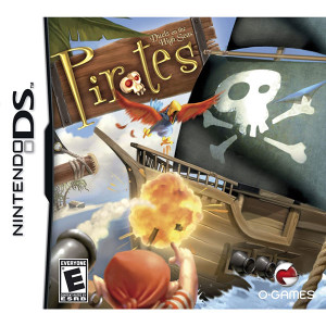 Pirates Video Game for Nintendo DS