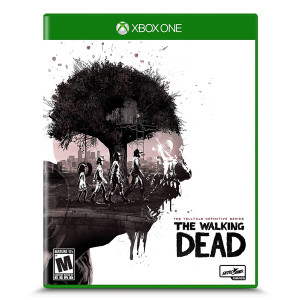 Walking Dead The Telltale Series Video Game for Microsoft Xbox One