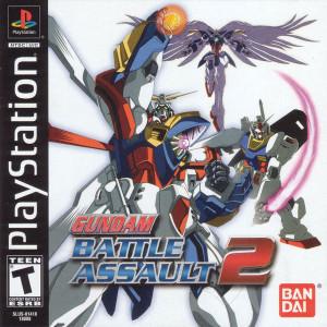 Gundam Battle Assault 2 Video Game for Sony PS1
