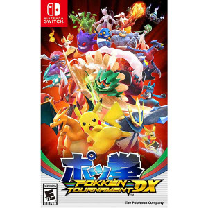 Pokken Tournament DX Video Game for Nintendo Switch