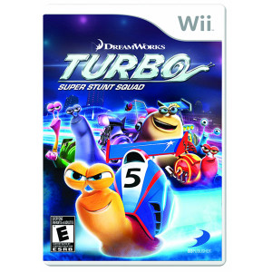 Turbo Stunt Squad Video Game for Nintendo Wii