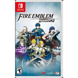 Fire Emblem Warriors Video Game for Nintendo Switch