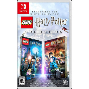 LEGO Harry Potter Collection Video Game for Nintendo Switch