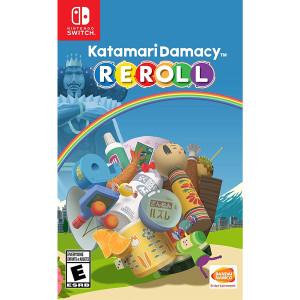 Katamari Damacy Reroll Video Game for Nintendo Switch