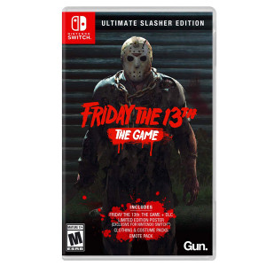 Friday the 13th Ultimate Slasher Edition Video Game for Nintendo Switch