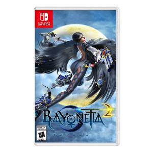 Bayonetta 2 Video Game for Nintendo Switch