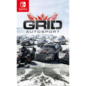 Grid Autosport Video Game for Nintendo Switch