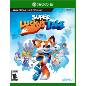 Super Lucky's Tale Video Game for Microsoft Xbox One