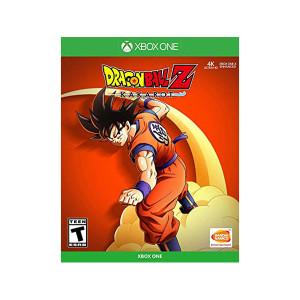 Dragon Ball Z Kakarot Video Game for Microsoft Xbox One