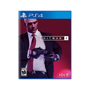 Hitman 2 Video Game for Sony PlayStation 4