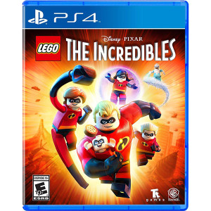 LEGO The Incredibles Video Game for Sony PlayStation 4