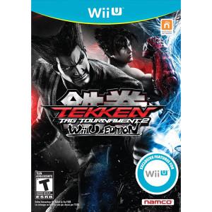 Tekken Tag Tournament 2 Video Game for Nintendo Wii U
