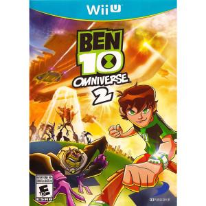 Ben 10 Omniverse 2 Video Game for Nintendo Wii U