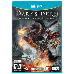 Darksiders Warmastered Edition Video Game for Nintendo Wii U