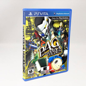 Persona 4 Golden Video Game for Sony PlayStation Vita