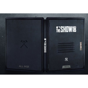 MLB 18 The Show (Steelbook) Video Game for Sony PlayStation 4