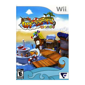 Offshore Tycoon Video Game for Nintendo Wii