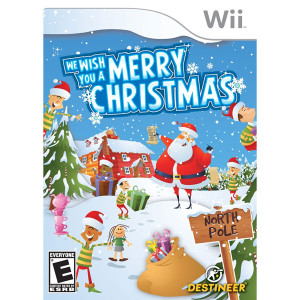 We Wish You a Merry Christmas Video Game for Nintendo Wii
