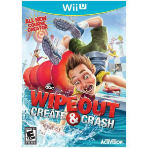 Wipeout Create & Crash Video Game for Nintendo Wii U