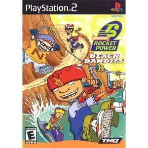 Rocket Power Beach Bandits Video Game for Sony PlayStation 2
