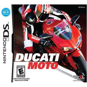 Ducati Moto Video Game for Nintendo DS