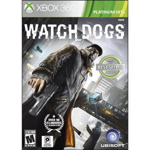 Watch Dogs Video Game for Microsoft Xbox 360
