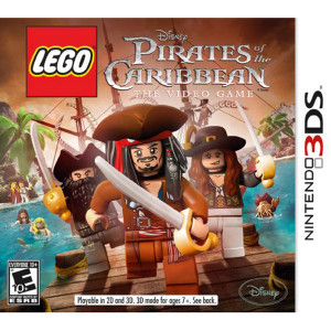 LEGO Pirates of the Caribbean Video Game for Nintendo 3DS