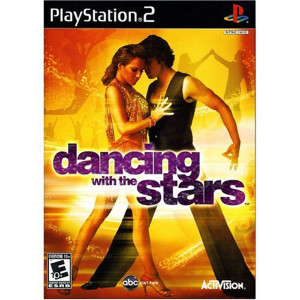Dancing with the Stars Video Game for Sony PlayStation 2