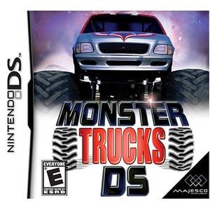 Monster Trucks Video Game for Nintendo DS