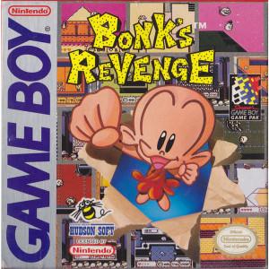 Bonk's Revenge Video Game for Nintendo Game Boy