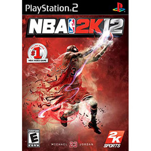 NBA 2K12 Video Game for Sony PlayStation 2