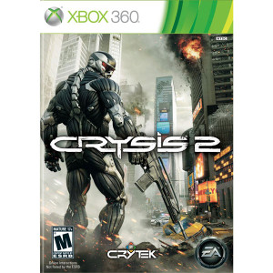 Crysis 2 Video Game for Microsoft Xbox 360