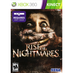 Rise of Nightmares Video Game for Microsoft Xbox 360
