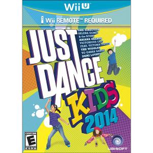 Just Dance Kids 2014 Video Game for Nintendo Wii U
