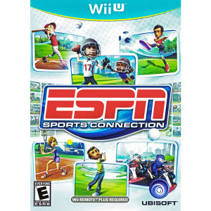 ESPN Sports Connection Video Game for Nintendo Wii U