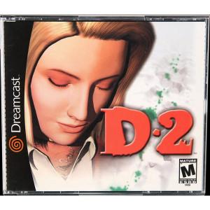 D2 Video Game for Sega Dreamcast