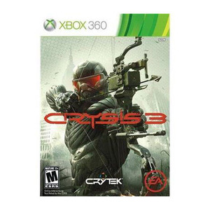 Crysis 3 Hunter Edition Video Game for Xbox 360