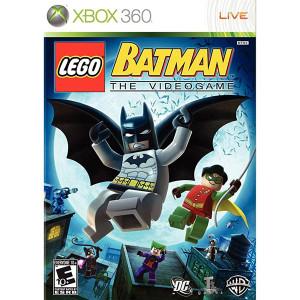 LEGO Batman Video Game for Xbox 360