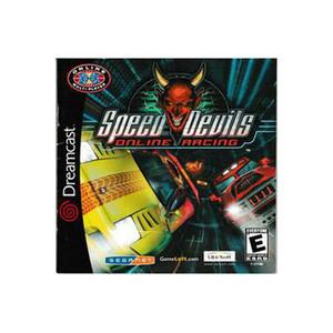 Speedy Devils Online Racing Video Game for Sega Dreamcast