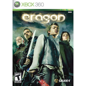 Eragon Video Game for Microsoft Xbox 360